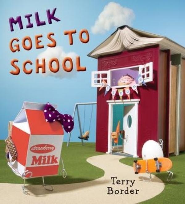 Milk Goes to School $23.99