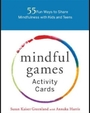 Mindful Games Deck Activity Cards